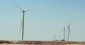 81% نسبة الإنجاز بمشروع ظفار لطاقة الرياح.. والتشغيل التجريبي في الربع الثالث من العام الجاري