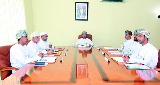 اللجنة العليا لانتخابات مجلس الشورى تعقد أولى اجتماعاتها
