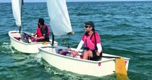 عُمان للإبحار تختتم المخيم التدريبي لكأس الإبحار الشراعي الشتوي بالمصنعة بمشاركة أكثر من 64 بحّاراً