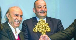 جائزة الأركانة المغربية في الشعر للبناني وديع سعادة