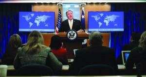 """أميركا تنسحب من """"معاهدة القوى النووية"""" .. (الناتو) يؤيد وأوروبا متخوفة"""
