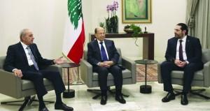 لبنان: بعد تشكيل الحكومة .. الحريري يتعهد بـ(إصلاحات جريئة)