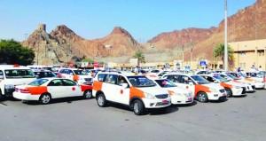 أصحاب مركبات الأجرة يطالبون باعادة النظر في قرار تحديد التعرفة الجديدة والزامية تشغيل العدادات منتصف العام الجاري