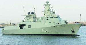 البحرية السلطانية العمانية تنفذ التمرين البحري (خنجر حاد) بمشاركة عدد من بحريات الدول الصديقة
