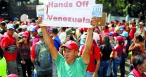 فنزويلا: مادورو يطلق مؤسسة للترويج لـ (العلامة التجارية الفنزويلية)
