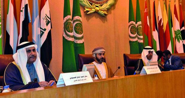 البرلمان العربي يستعرض تقارير لجانه الدائمة ويؤكد على دعم القضية الفلسطينية بمشاركة (الدولة) و(الشورى)