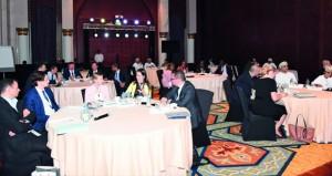 اجتماع أعضاء لجنة نادي براغ يناقش الحلول المتكاملة لمساندة المؤسسات الناشئة في مجال ضمان الائتمان والاستثمار