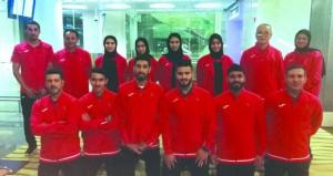اليوم وفي مسابقة الفردي منتخبنا الوطني للبوليج يبدأ مشاركته في البطولة العربية بمصر