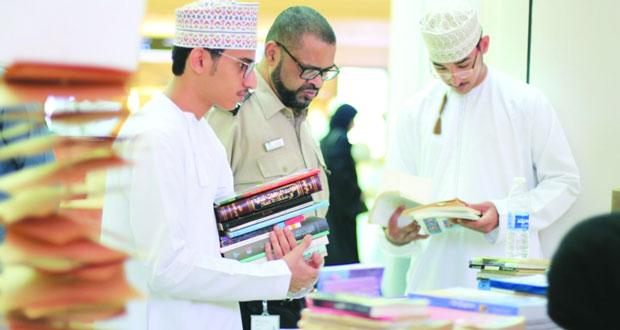 اختتام فعاليات المعرض الخيري للكتب المستعملة في نسخته التاسعة