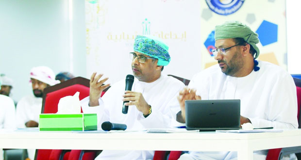 استمرار فعاليات المرحلة الثانية من مسابقة إبداعات شبابية بجنوب الشرقية