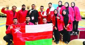 في ثاني أيام البطولة العربية للبولينج بالقاهرة منتخبنا يضيف ثاني ميداليته الفضية عبر الزوجي العدوي والبرواني