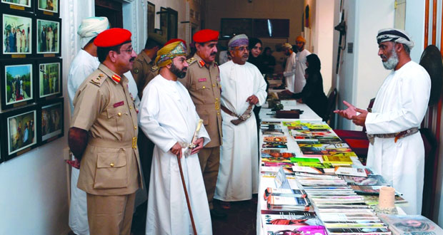متحف قوات السلطان المسلحة يستضيف معرضا للموروثات العمانية