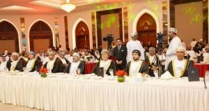 غرفة تجارة وصناعة عمان تحتفل بمرور 45 عاما على تأسيسها