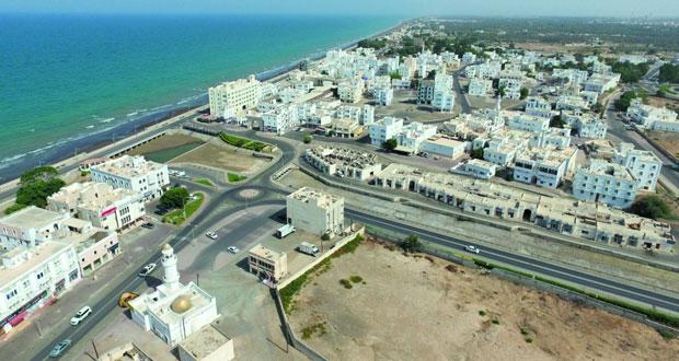 أكثر من 21 مليون ريال عماني قيمة النشاط العقاري بالبريمي ومسندم وشمال الباطنة خلال يناير الماضي