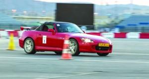 عمار البلوشي يتوج بالمركز الأول في الترتيب العام في سباق كأس الموتورخانا للسرعة