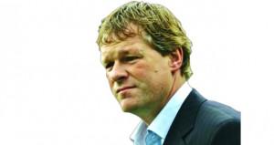 ملف التعاقد مع الهولندي أروين كومان أبرز ملفات اجتماع مجلس إدارة اتحاد القدم اليوم بعد أن رشحه (فيربيك) لقيادة منتخبنا الأول خلفا له