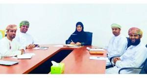 في اجتماعها الأول اللجنة العمانية لريشة الطائرة تناقش النظام الأساسي وتأسيس قاعدة بيانات