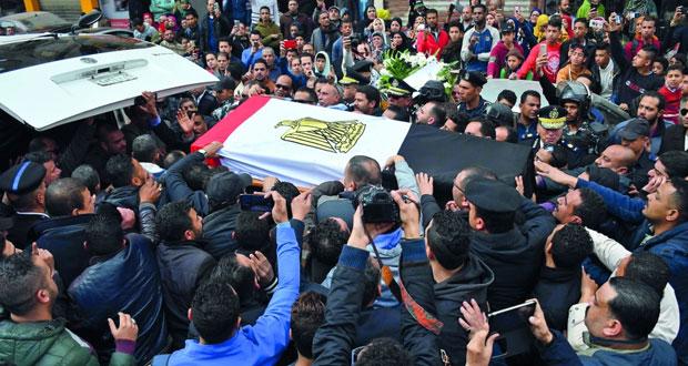 مصر: قوات الأمن تقتل 16 إرهابيا في شمال سيناء