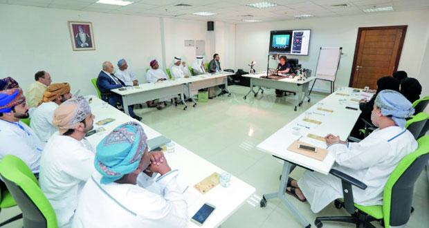 """مكتبة قطر الوطنية تنظم الدورة التدريبية """"الطرق العملية لفحص مقتنيات المكتبات بوسائل علمية"""""""