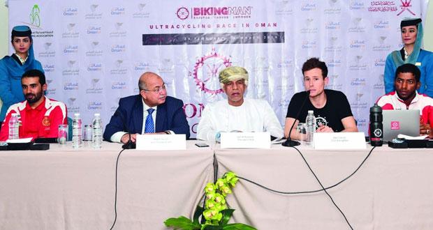 لجنة الدراجات تكشف تفاصيل استضافتها لبطولة بايكينج مان للقدرة والتحمل