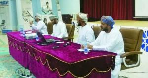 23 ألفا و318 طالبا وطالبة عدد المقبولين في النظام بنسبة (67%) للعام الاكاديمي (2019 /2020)