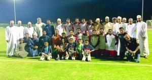 فريق وزارة الأوقاف يصل لنهاية بطولة جامعة السلطان قابوس