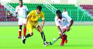 السلام يتفوق على صحار 3-2 في دوري الشباب للهوكي