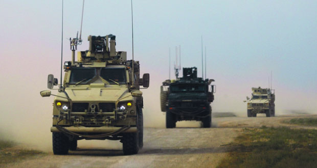 سوريا: (قسد) تفاوض داعش على نقل مقاتلي التنظيم إلى بادية البوكمال