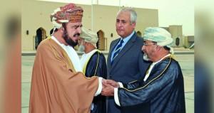 بناءً على التكليف السامي أسعد بن طارق يصل شرم الشيخ لترؤس وفد السلطنة بالقمة العربية الأوروبية