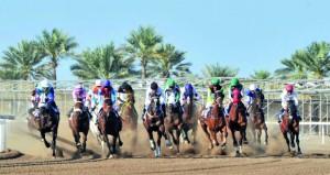 اليوم مضمار الرحبة يشهد سباق الخيل الخامس عشر ينظمه نادي سباق الخيل السلطاني