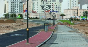 بلدية مسقط تفتتح ممشى العامرات الأحد القادم