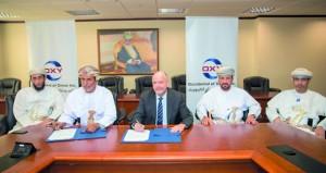 أوكسيدنتال عمان تعزز مضمار هيما لسباقات الهجن