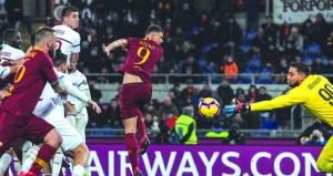في الدوري الايطالي: بولونيا يزيد محن إنتر وقمة روما وميلان تنتهي بالتعادل