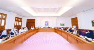 استعراض سبل التعاون بين مجلسي الدولة واللوردات البريطاني