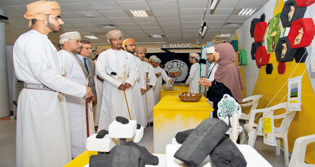 بدء فعاليات ملتقى الهندسة الكيميائية الـ 14 بجامعة السلطان قابوس