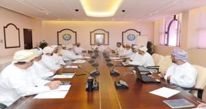 لجنة الصناعة بـ«الغرفة» تناقش خطة عملها للعام الجاري