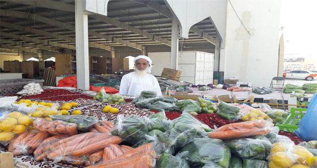 مزارعون وحرفيون في عبري يطالبون بإقامة سوق متكامل الخدمات