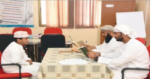 بدء أعمال تقييم مسابقة حفظ القرآن الكريم لمدارس تعليمتي جنوب الباطنة وجنوب الشرقية