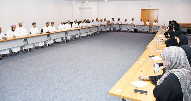 (التربية والتعليم) تعقد اجتماعها الأول بفريق نظام إدارة الجودة 2019
