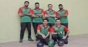 منتخبنا الوطني للبولينج يشارك في البطولة العربية بمصر