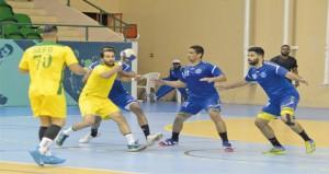 اليوم .. مباراتان في افتتاح منافسات المجموعة الثالثة لمسابقة درع الوزارة لكرة اليد