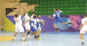 اليوم .. أربع مباريات في النسخة الثامنة لمسابقة درع الوزارة لكرة اليد