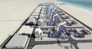 التوقيع على 5 اتفاقيات لإنشـاء مشـروع المحطة المتكاملة للكهرباء والمياه بالدقم
