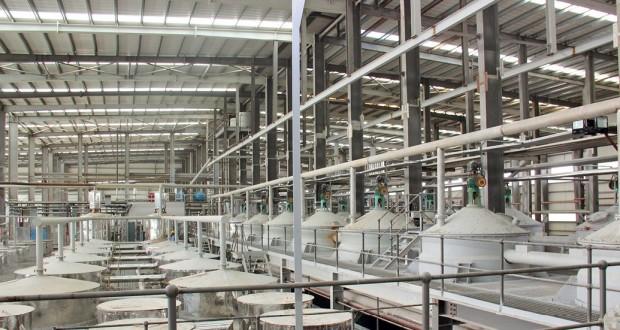 افتتاح أول مشروع في قطاع الصناعات الثقيلة بالدقم