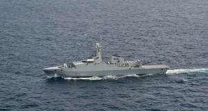 البحرية تختتم فعاليات التمرين البحري خنجر حاد