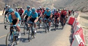 كولبريلي بطلا للمرحلة الرابعة من (طواف عمان)