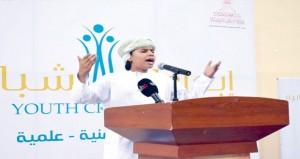 منافسات الشعر تبهر لجنة تحكيم مسابقة الأندية للإبداع الشبابي على مستوى محافظة ظفار