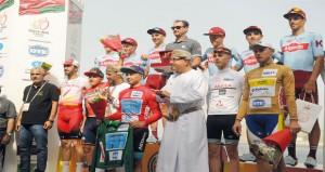 طواف عمان 2019 يودّع ستة أيام من الإثارة والمنافسة