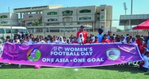 اليوم انطلاق المهرجان الآسيوي لكرة القدم النسائية