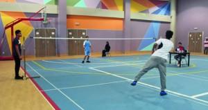 لجنة الريشة تطبق أهدافها سريعا وتتعاون مع كلية الخليج في أول بطولة بعد إشهارها مؤخرا